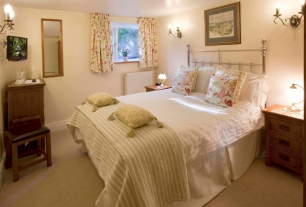 The Coach House double bedroom