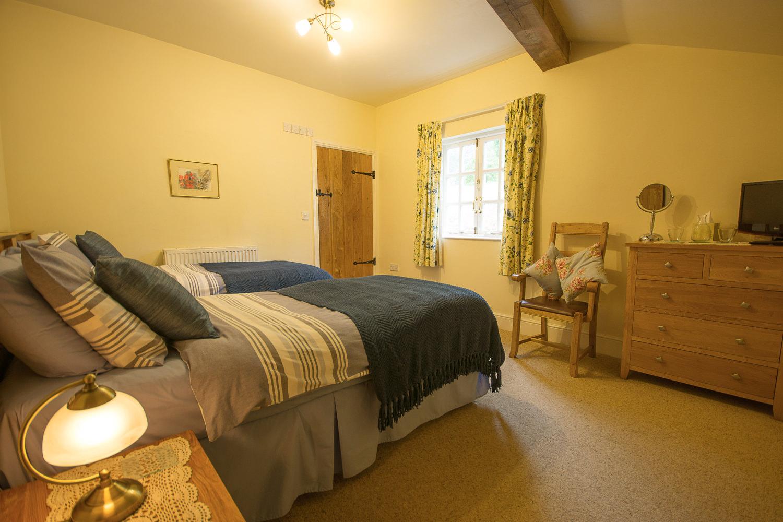 Accessble Twin Bedroom