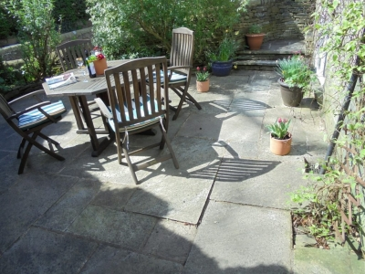 The Coach House Patio