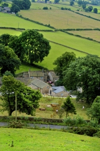 The Hayloft from Kerridge Ridge