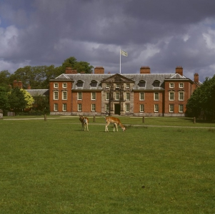Dunham Massey, National Trust stately home in Cheshire