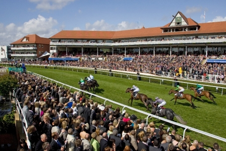 Chester Racecourse, known as the Roodee, is according to official records the oldest racecourse still in use in England. Horse racing at Chester dates back to the early sixteenth century