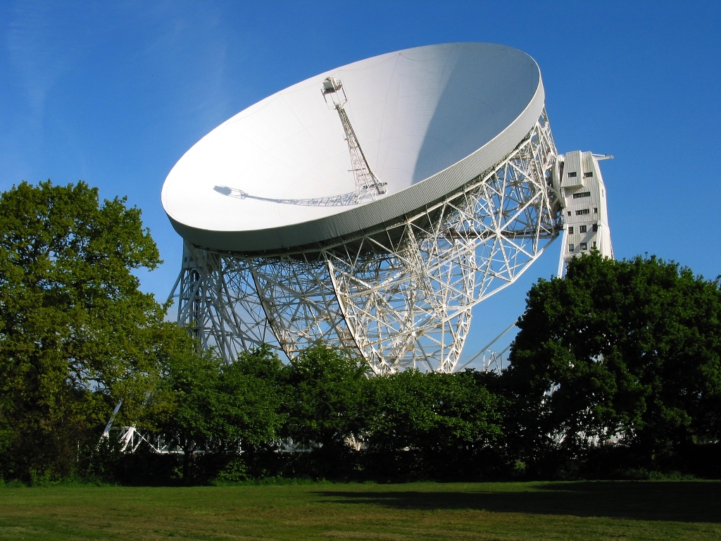 The Lovell Telescope at The Jodrell Bank Observatory is a British observatory that hosts a number of radio telescopes, and is part of the Jodrell Bank Centre for Astrophysics at the University of Manchester.