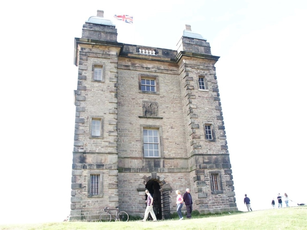 The Cage at Lyme Park was originally built around 1580 as a hunting lodge where the ladies of the British nobility could admire the prowess of their menfolk.