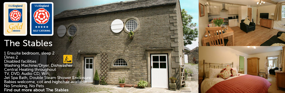 The Stables Holiday Cottage Cheshire