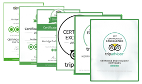 Trip Advisor Awards